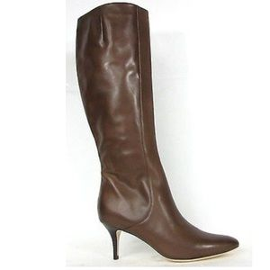 Cole Haan leather knee high boots sz9AA
